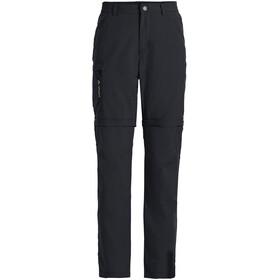 VAUDE Farley Zip-Off Pants V Men, negro